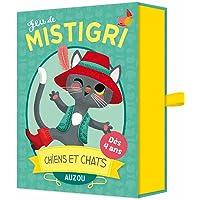 Editions AUZOU - Jeu de Mistigri Chiens et Chats