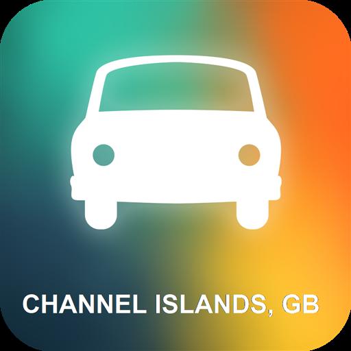 Channel Islands, GB GPS - Channel Islands Gps