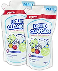 Pigeon Liquid Cleanser Refill (700 ml, Pack of 2)