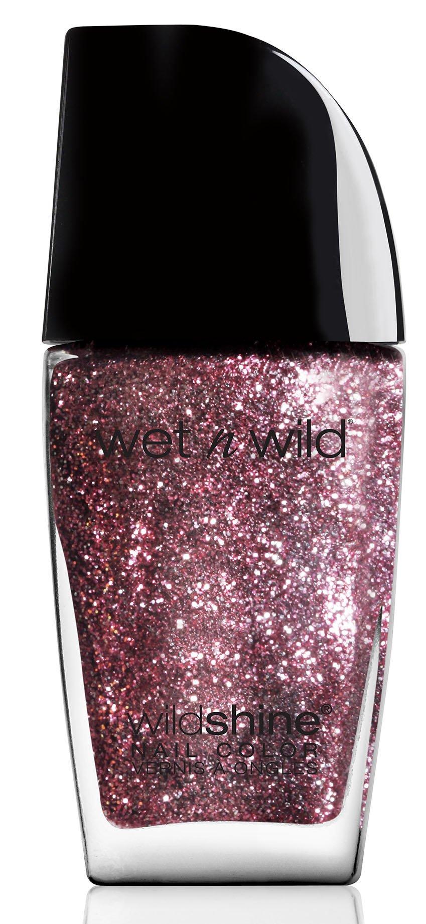 Wet n Wild Sparked Wild Shine Nail Color Esmalte para las Uñas – 12 ml (17232)