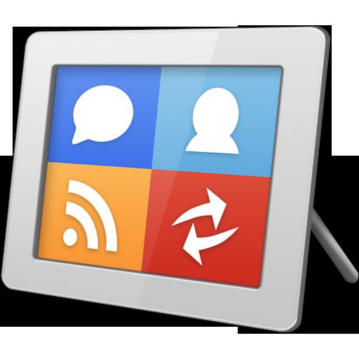 Marco Social HD gratuito (Social Frame)