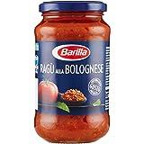 Barilla Sugo Ragù alla Bolognese, Salsa Pronta al Pomodoro Italiano e Carne Selezionata senza Glutine, 400g