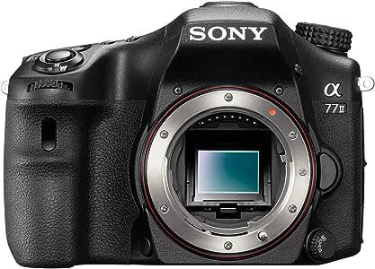 Sony ILCA-77M2 Appareil Photo Reflex Numérique, Boitier Nu, Capteur APS-C , 24,3 Mpix