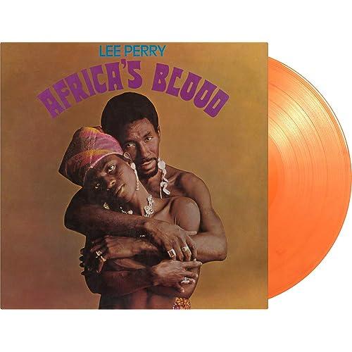 Africa'S Blood (180 Gr. Vinyl Orange Limited Edt.)