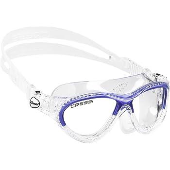 73f41f235cf Cressi Swim Kids Right Small Fit Swimming Goggles - Blue Clear ...