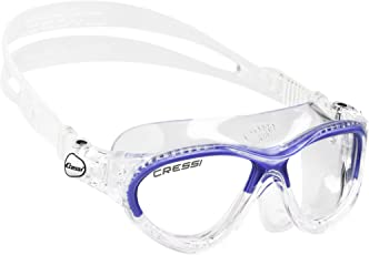CRESSI CLEAR / BLUE MINI COBRA