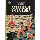 R- Aterrizaje en la luna (LAS AVENTURAS DE TINTIN RUSTICA)