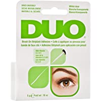 Ardell Duo Brush On Strip Lash Adhesive Clear - 1 paio