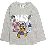 Paw Patrol Camiseta de manga larga para niños