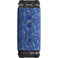 boAt Stone SpinX 2.0 LFW Edition Portable Wireless Speaker with 360° Stereo Sound, Up to 8H Playtime, IPX6 Water & Splash Resistance, Mountable Design and TWS Feature (Blue)