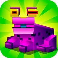 Blocky Hypnofrog: Survival Simulator