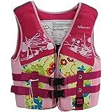 Kinderen Reddingsvest Drijfvest Vest Draagbaar Leren Zwemmen Apparatuur Schuim Badmode Drijfvermogen Zwembad Accessoires
