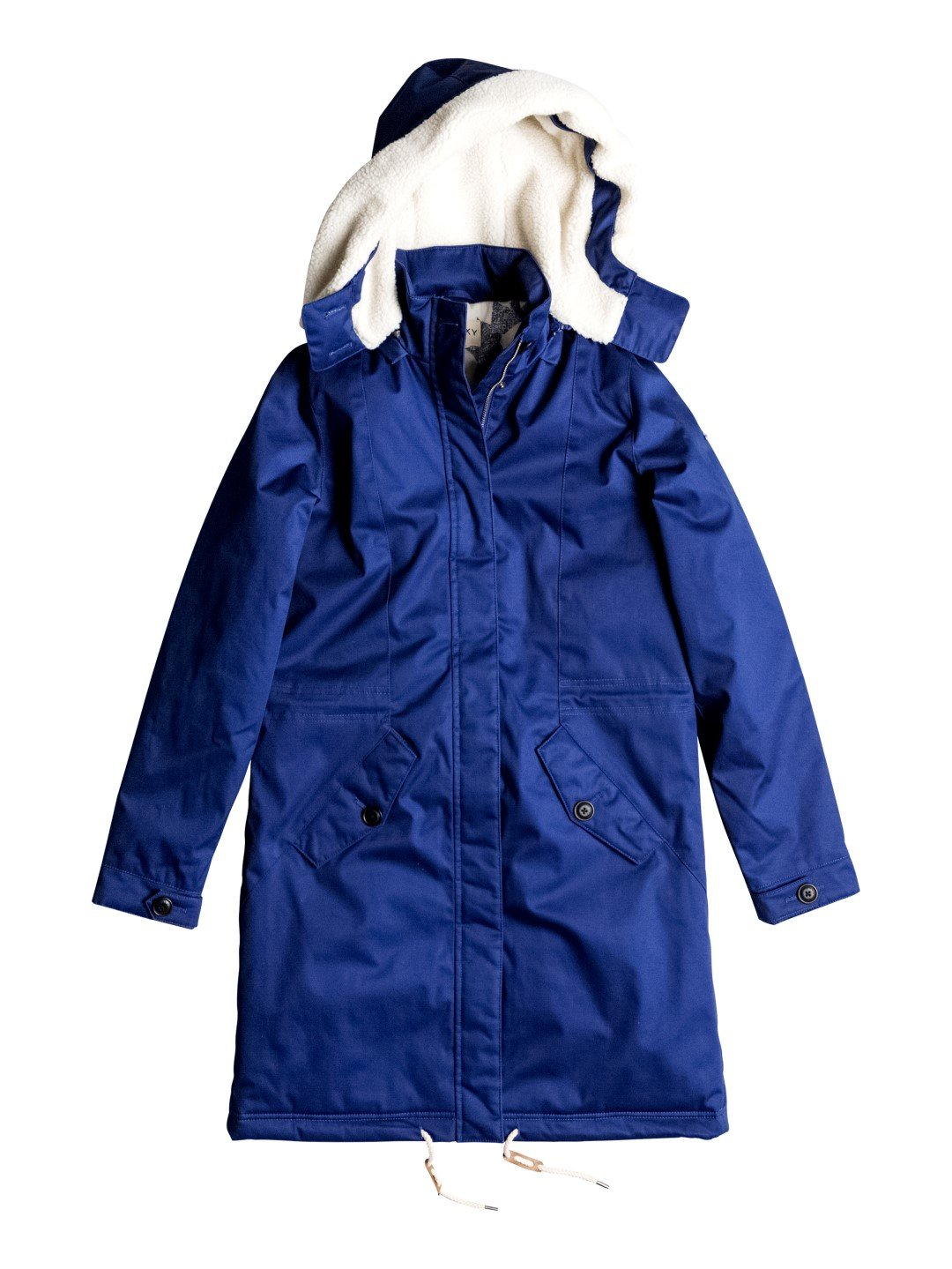 Roxy Lucie in The Sky – Chaqueta para Mujer Blue Print FR: