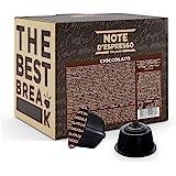 Note d'Espresso - Chocolat - Capsules Exclusivement Compatibles avec les Machines NESCAFE* DOLCE GUSTO* - 48 caps