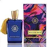 Paris Corner by Killer Oud Unisex Perfume - Eau de Parfum, 100ml