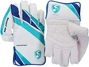 SG RSD Xtreme Wicket Keeping Gloves (Color May Vary)