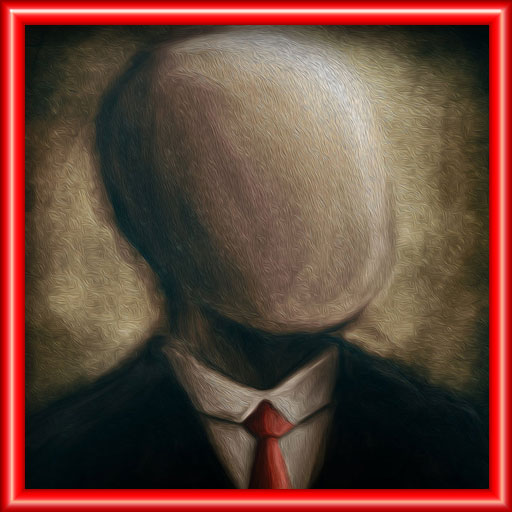 Escape From Slender 3D
