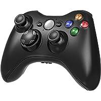 Diswoe Xbox 360 contrôleur sans Fil Nouveau contrôleur de Jeu sans Fil à Distance Pad pour Microsoft Xbox 360 Manette PC…