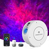 Panacare Alexa Sternenhimmel Projektor, WLAN Galaxy Sternenlicht LED Nachlicht Projektor mit App Steuerung/Timer/Alexa&Google