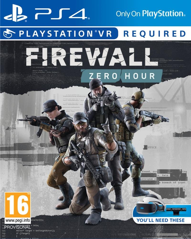 Firewall : Zero Hour PS VR