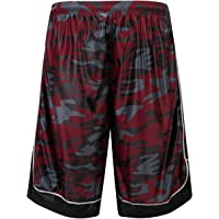 HQUEC Basketball Shorts for Men Workout Gym Running Shorts with Pockets Quick Dry Comfortable Breathable Lightweight