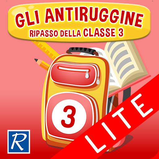Gli Antiruggine - Ripasso per classe 3 LITE