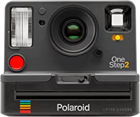 Polaroid Originals 9002 OneStep 2 Instant Film Camera (Graphite, Black)