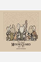 Art of Mouse Guard 2005 - 2015 Hardcover