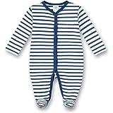 Sanetta Baby-Jungen Overall Schiefer Kleinkind-Schlafanz/üge