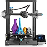 Official Creality Ender 3 V2 2021 3D Printer Upgraded with Silent Motherboard | Meanwell Power Supply | Tempered Carborundum