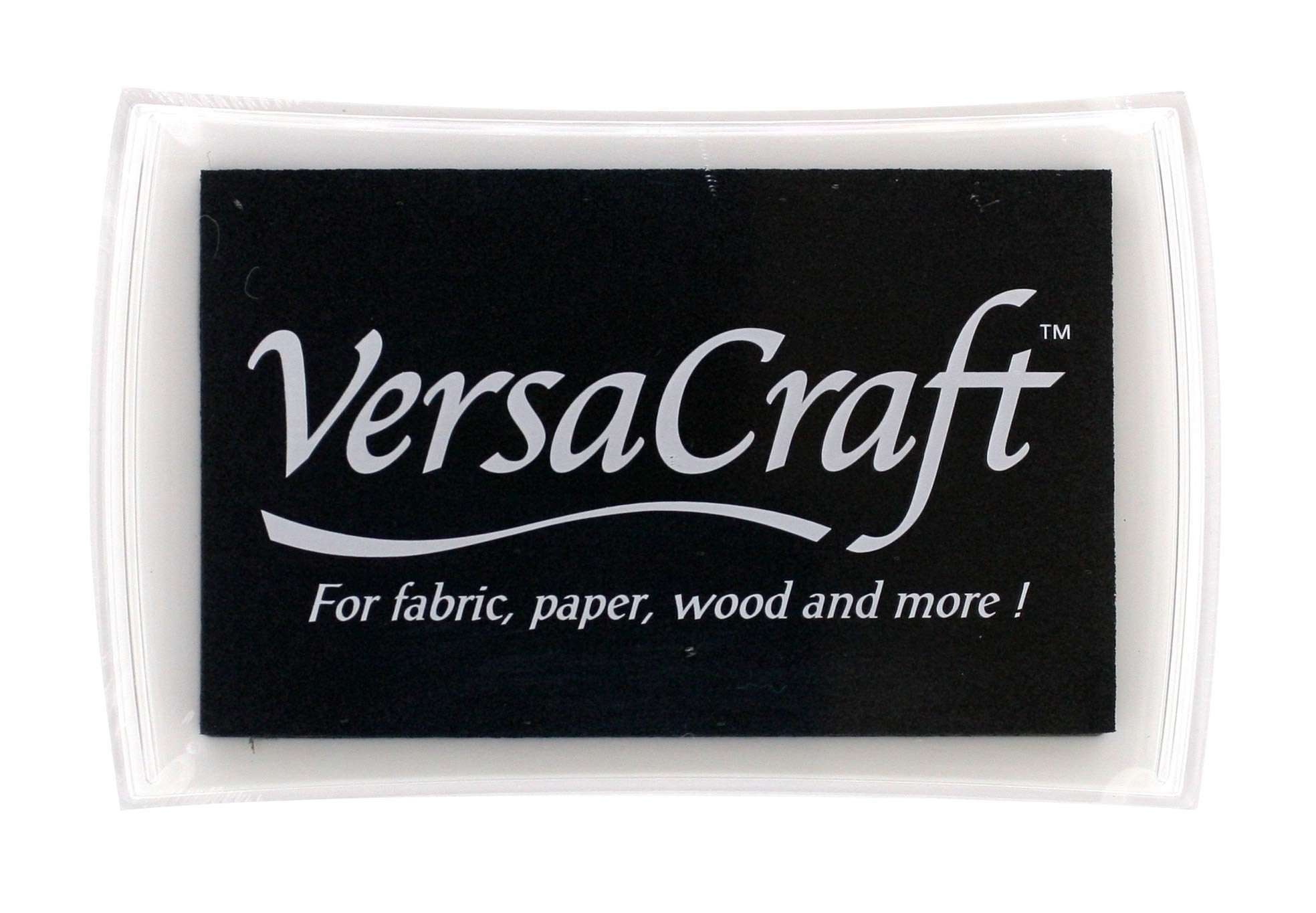 Versacraft vks-114/Poppy Red 25/x 25/mm Small Fabric Cube Inkpad