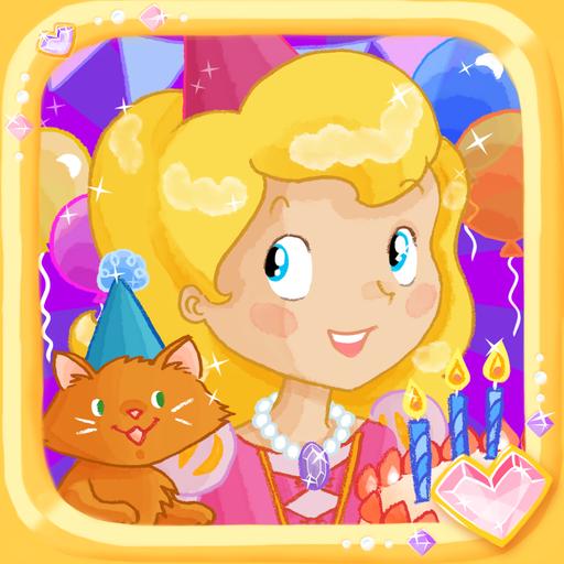 Prinzessin Geburtstagsparty Rätsel für Kinder: Nimm Teil an einer königlichen Party mit Prinzessin Geburtstagsparty Rätseln - Ausbildung Version