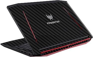 Gadgets WRAP Predator Helios 300 15.6 MN- N17C1 Black Carbon Skin Top & Inside