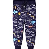 Pantalones Deportivos para Niño Algodon Cordón Ajustable Cinturón Pantalones Largos Deporte Termicos Bolsillo Elasticos Escue