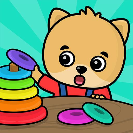 Giochi Per Bambini Piccoli Di 2 5 Anni