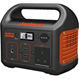 Jackery Portable Power Station Explorer 240, 230V/200W Pure Sine Wave AC Outlet, 240Wh Backup Lithium Battery, Solar…