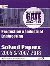 Gate Paper Production & Industrial Engineering 2019