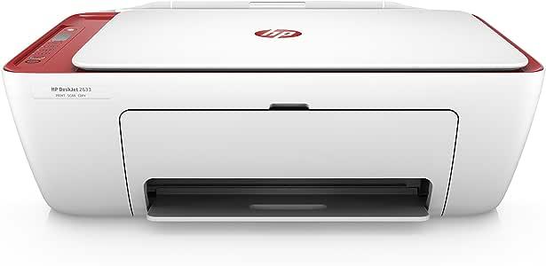 HP DeskJet 2633 AiO 4800 x 1200DPI Thermal Inkjet A4
