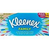 Kleenex Boîte Famille une Boite de 140 Mouchoirs