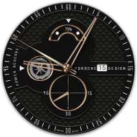 Porsche Design wear wmwatch face