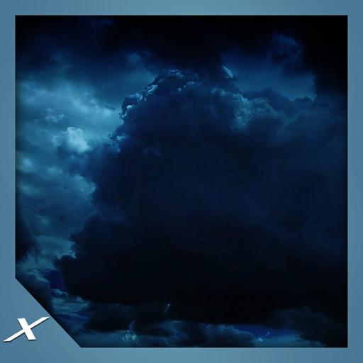 Dark Cloud Lightning