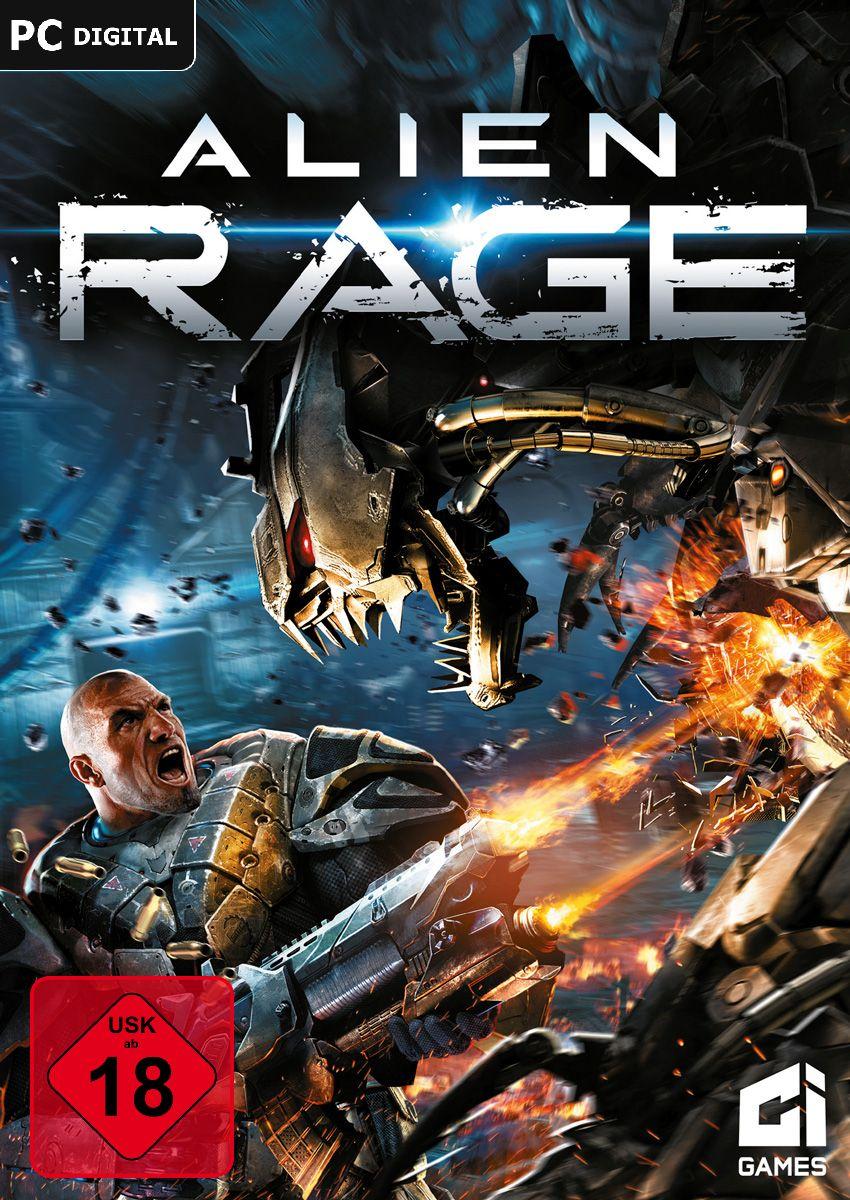 Alien Rage Unlimited [PC Code - Steam]