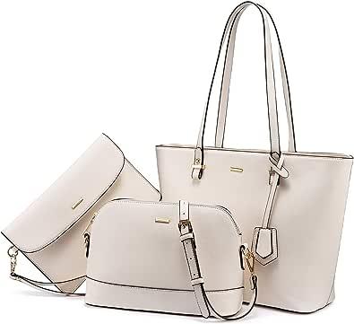 Lovevook Damen-Handtaschen, 3 Stück