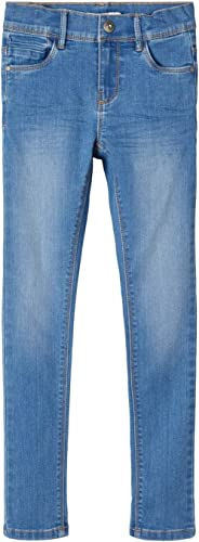 NAME IT Mädchen Jeans Skinny Jeans NKFPOLLY DNMTASIS Pant
