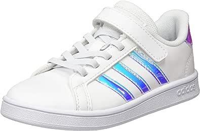 adidas Grand Court, Scarpe da Tennis Unisex-Bambini