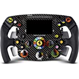 Thrustmaster - Formula Wheel Add On Ferrari SF 1000 Edition Volante Réplica, PC, PS 4 PS 5 Xbox One y Series X S Pantalla y P