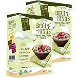 PRISTINE Beginnings Organic Breakfast Cereal (MIXED MILLET - PACK 2, 150G)