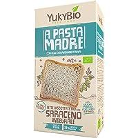 4 x Yukybio Fette Biscottate Grano Saraceno 4x200g