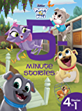 5-Minute Puppy Dog Pals Stories: 4 Stories in 1 (5-Minute Stories)