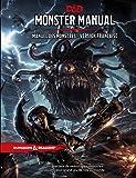 D&D Monster Manual - Manuel des Monstres - Version Française - 5ème édition